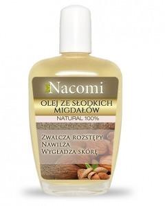 Olej ze słodkich migdałów 50 ml