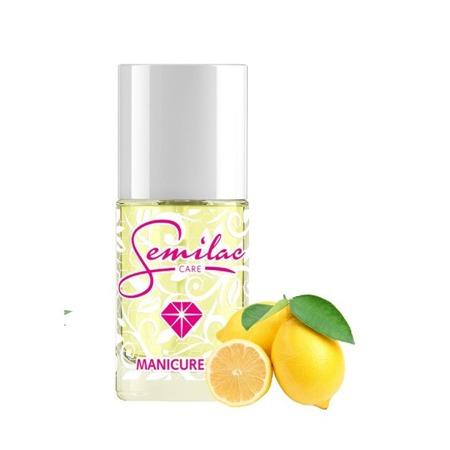 Semilac Oliwka do manicure – cytrynowa 12 ml